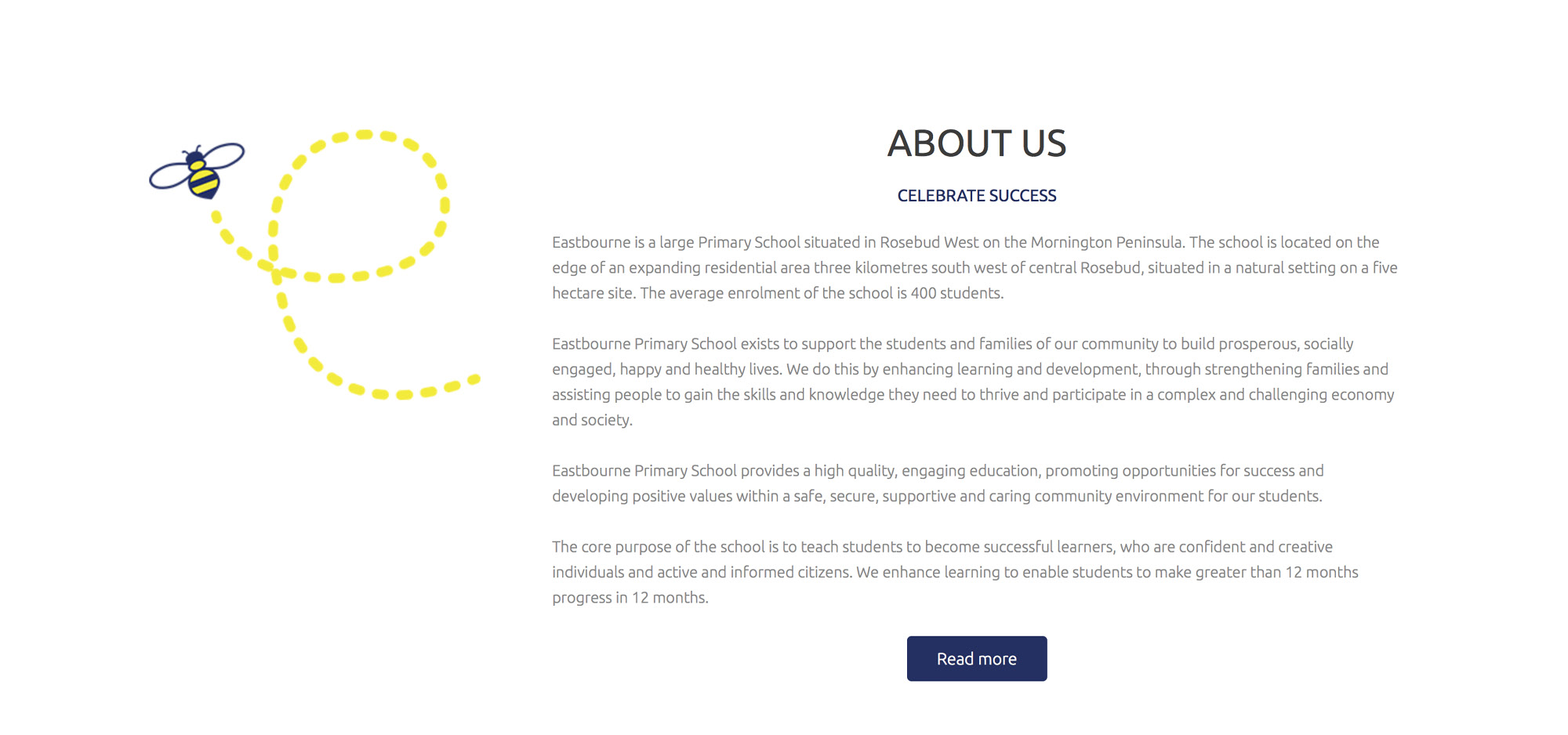 website design rosebud eastbourne primary school3