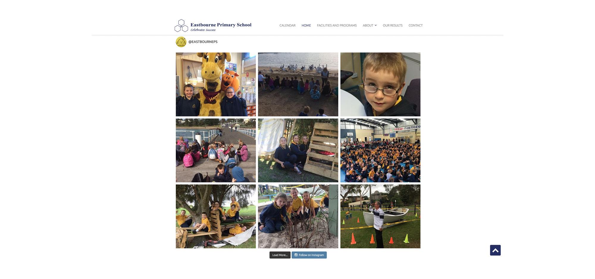 website design rosebud eastbourne primary school5