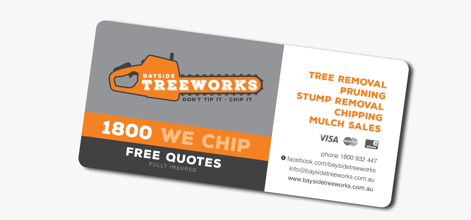 DL Flyer Design Bayside treeworks2