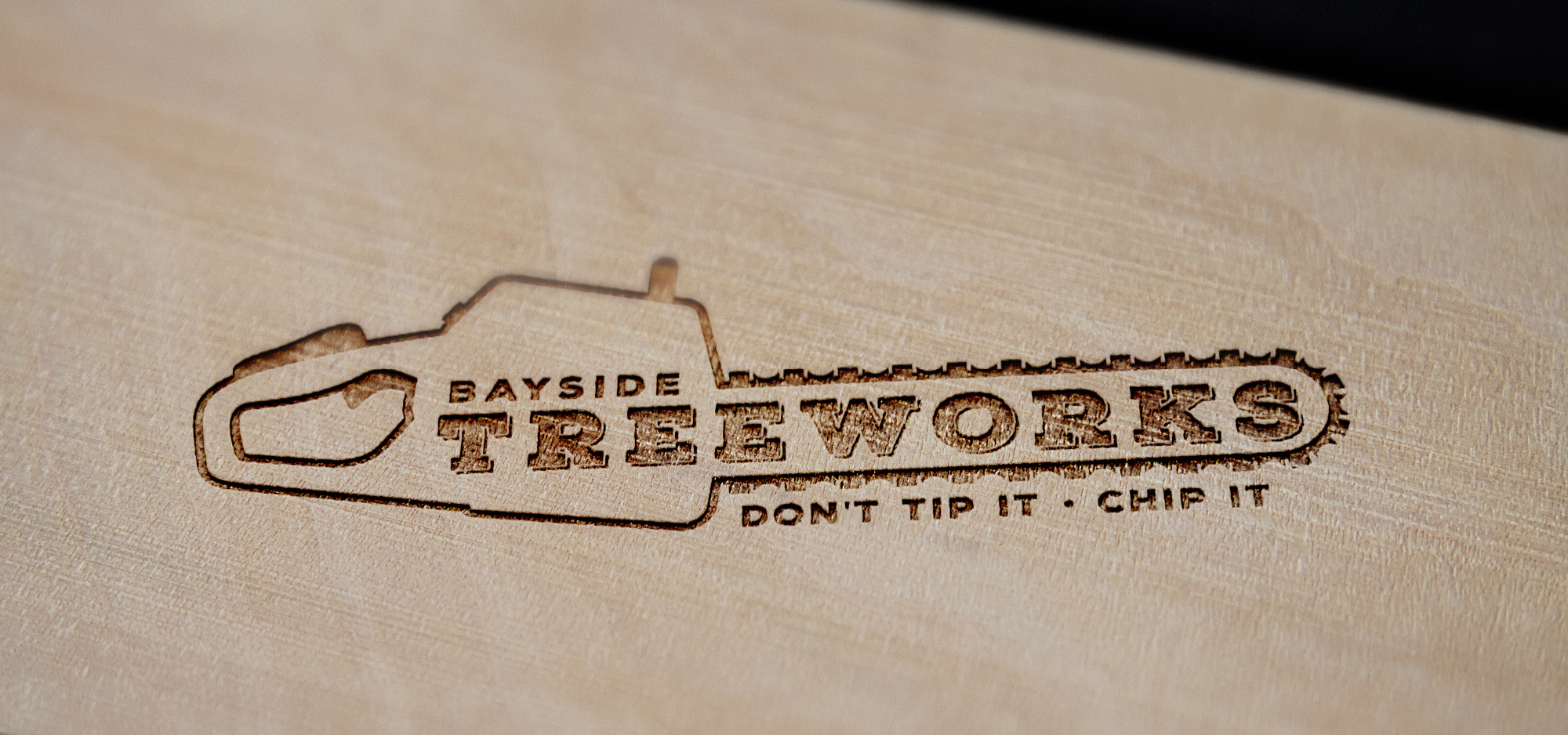 Logo Design Bayside treeworks