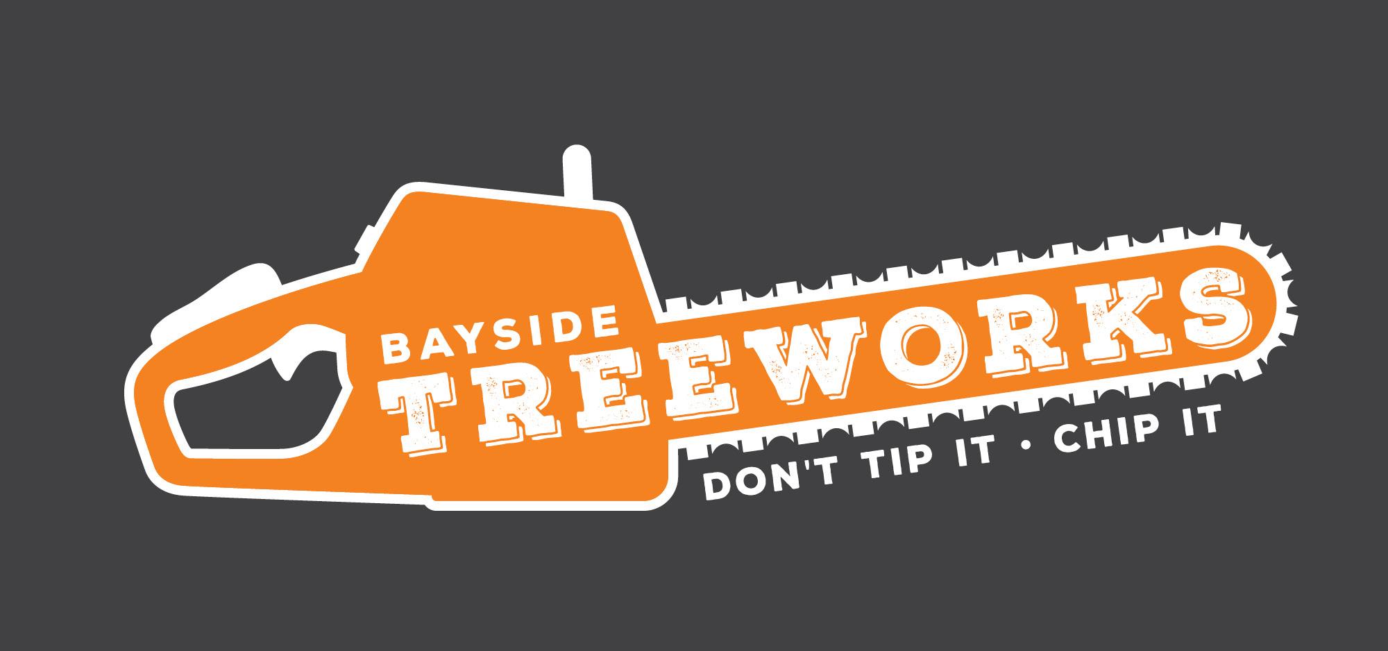 Logo Design Bayside treeworks2