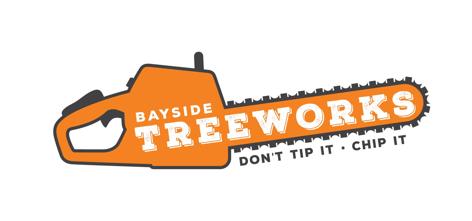 Logo Design Bayside treeworks3