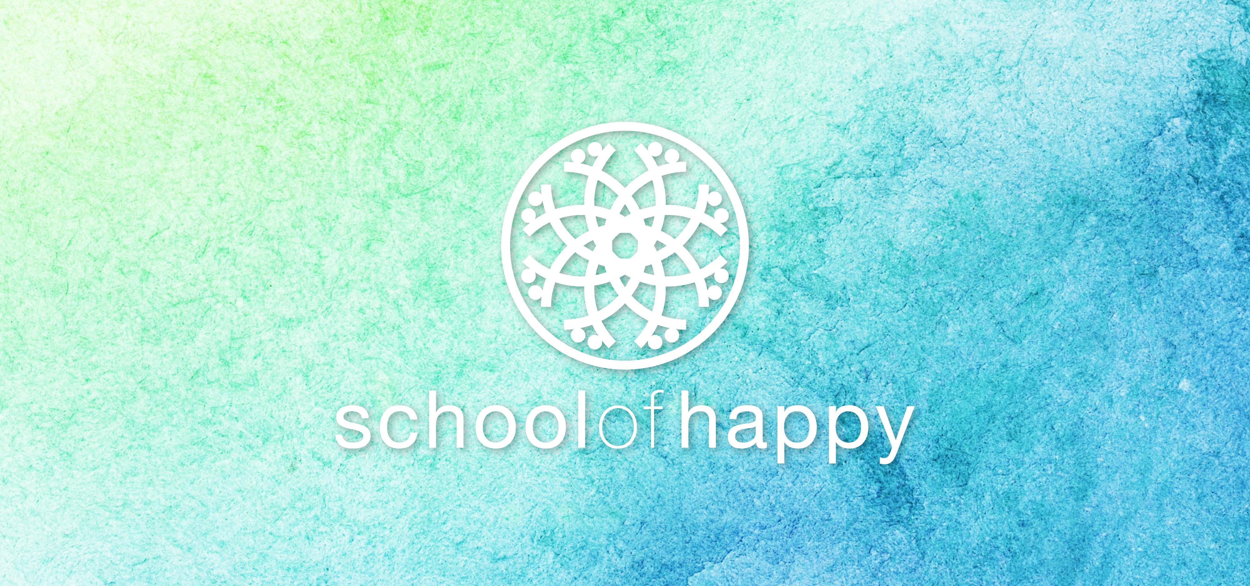 Logo Design School of Happy