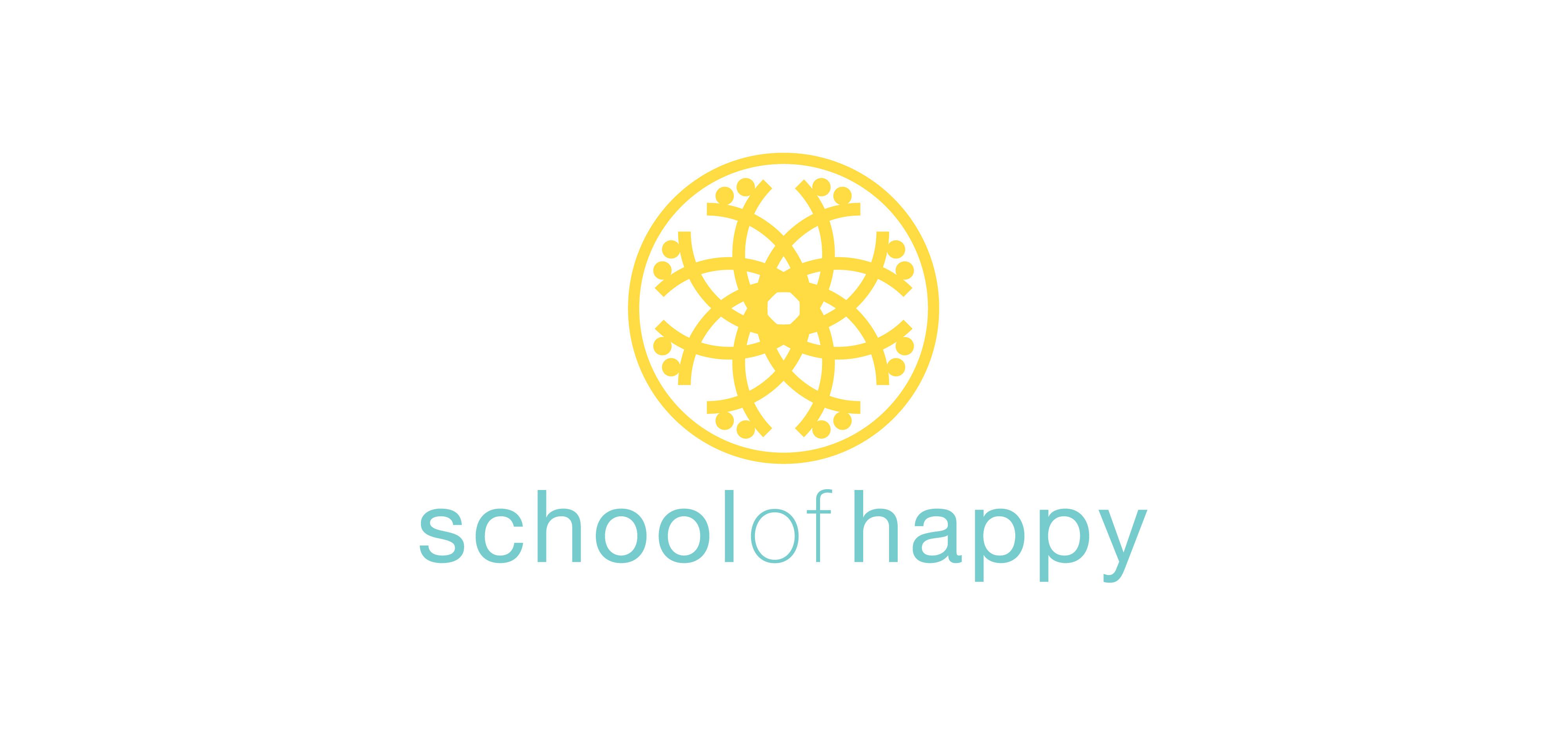 Logo Design School of Happy2