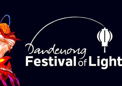 Dandenong Festival of Lights | Branding | Website | Signage & More
