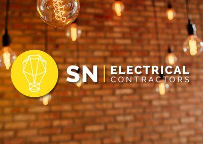 SN Electrical Contractors | Branding
