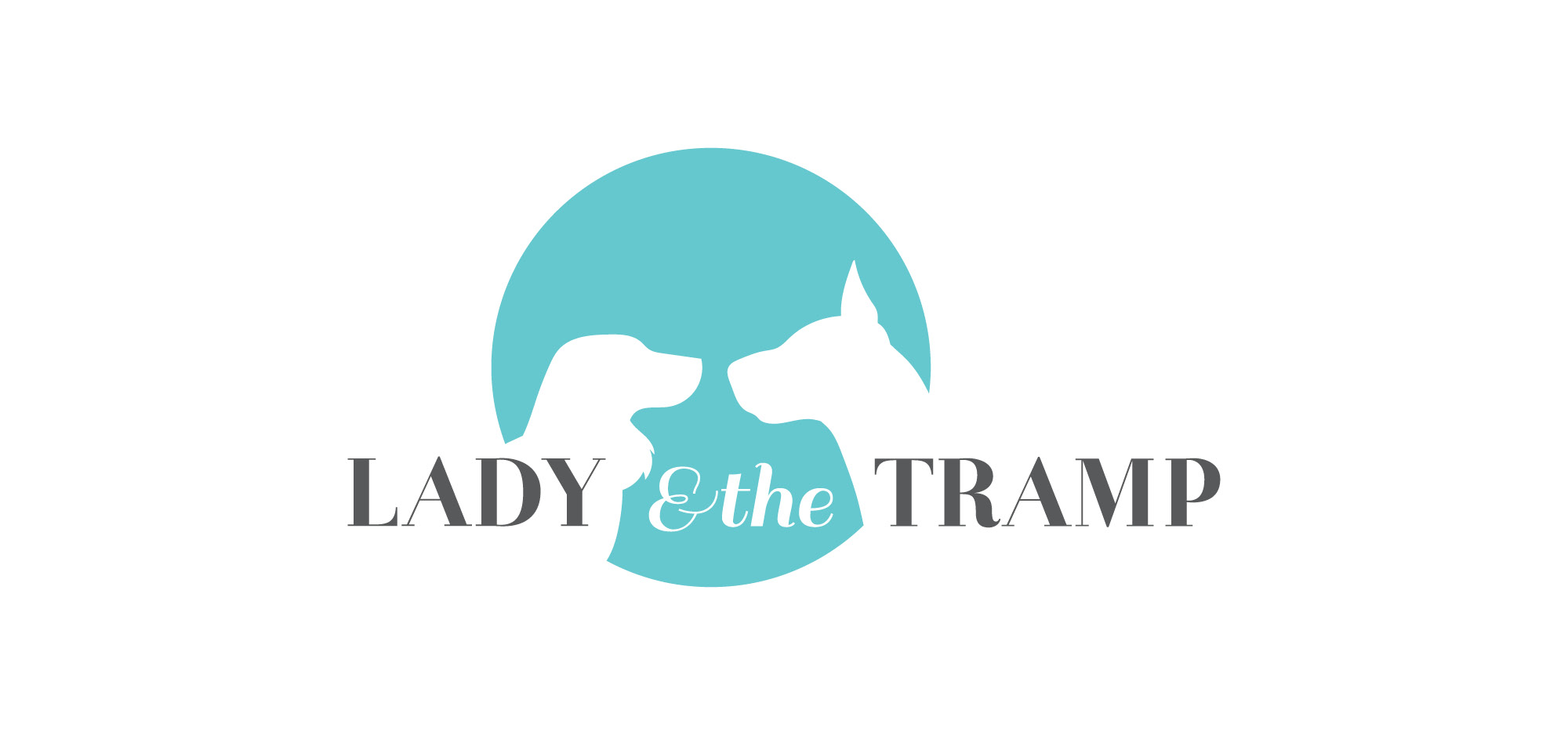 Lady & the Tramp logo design