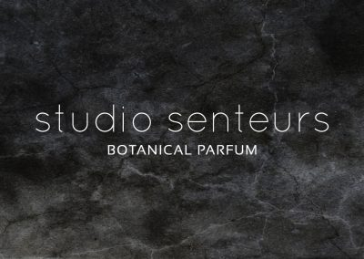 Studio Senteurs Branding