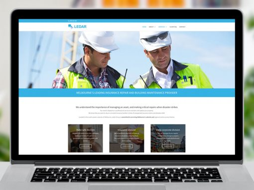 Ledar Group | Website