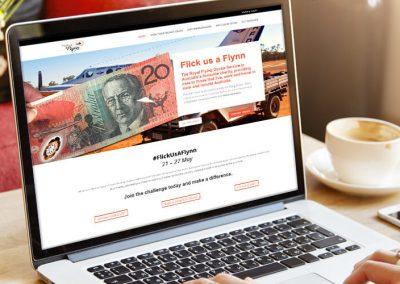 Flick us a Flynn (Royal Flying Doctor Service)