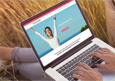 Kerstin Lindsay Website Design