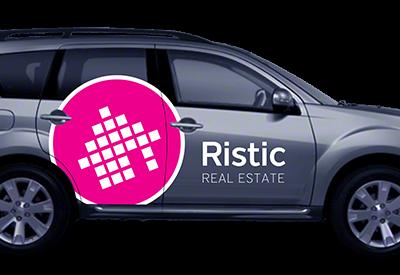 Ristic Real Estate | Branding | Signage | Marketing | & More