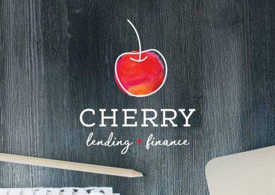 Cherry Lending and Finance Branding