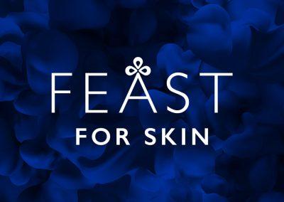 Feast Skincare Re-Brand