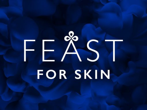 Feast Skincare Re-Brand