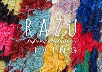 Razu Living Branding