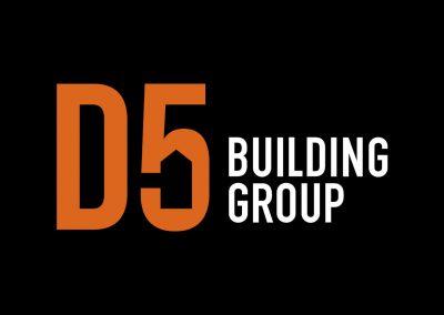 D5 Building Group Branding
