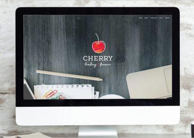 Cherry Lending and Finance Website Portfolio