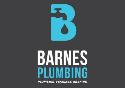 Barnes Plumbing | Branding | Signage