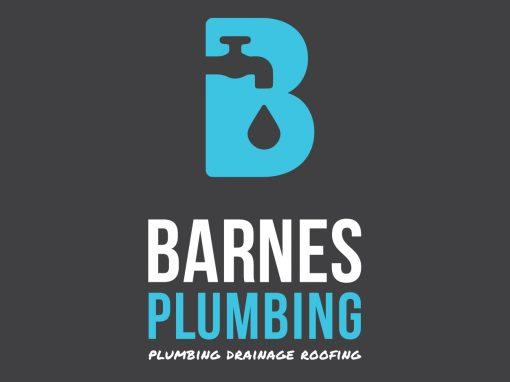 Barnes Plumbing Branding Design