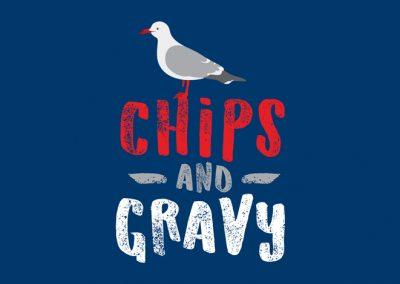 Chips and Gravy Milk Bar |  Branding | Marketing | & More