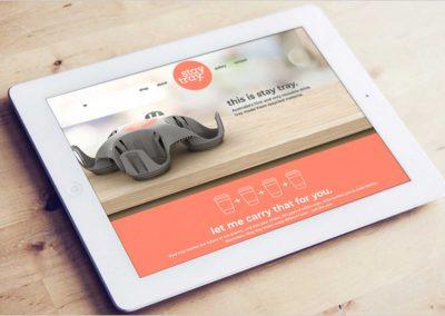 Staytray | Website