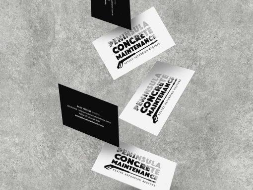 Peninsula Concrete | Branding