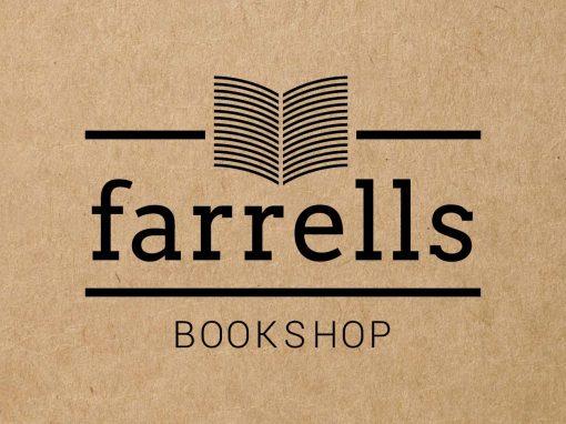 Farrells Bookshop | Branding