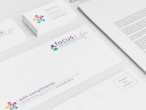 Focus Life | Branding