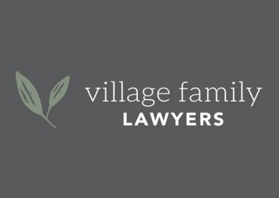 Village Family Lawyers | Branding | Marketing Materials Etc